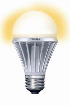 Eine LED ist die bessere Wahl, wenn es um stromsparende Lichtquellen geht.